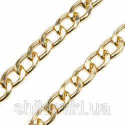 Цепочка для сумки Z16-3 суперкрупная, цвет золото