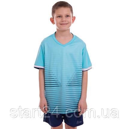 Форма футбольна дитяча SP Sport 8821B (PL, р-р 3XS-S, кольори в асортименті), фото 2