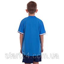 Форма футбольна дитяча SP Sport 8821B (PL, р-р 3XS-S, кольори в асортименті), фото 3
