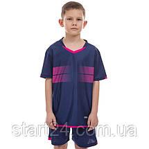 Форма футбольная детская SP-Sport D8823B (PL, р-р 3XS-S, цвета в ассортименте), фото 2