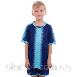 Форма футбольная детская SP-Sport D8825B (PL, р-р 3XS-S, цвета в ассортименте)