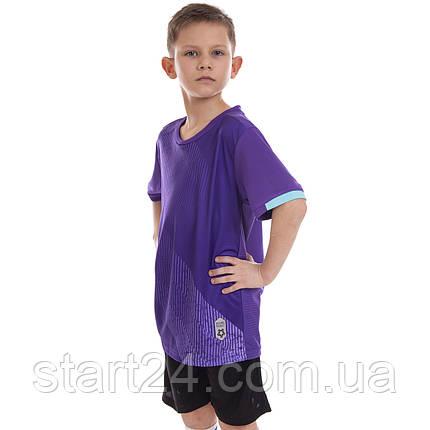 Форма футбольна дитяча SP Sport D8827B (PL, р-р 3XS-S, кольори в асортименті), фото 2