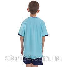 Форма футбольна дитяча SP Sport D8827B (PL, р-р 3XS-S, кольори в асортименті), фото 3