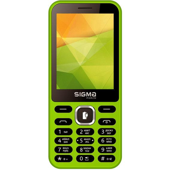 Sigma mobile X-style 31 Power Green