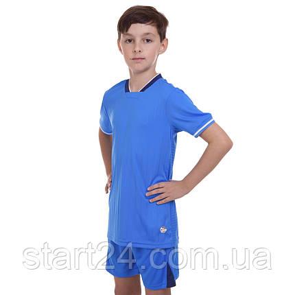 Форма футбольная подростковая SP-Sport CO-1905B (PL, р-р 24-30, 120-150см, цвета в ассортименте), фото 2