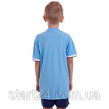 Форма футбольна підліткова SP Sport CO-1908B (PL, р-р 24-30, 120-150см, кольори в асортименті), фото 3