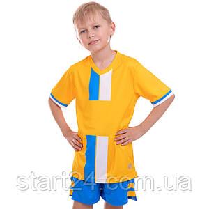 Форма футбольна підліткова SP Sport CO-2001B (PL, р-р 24-30, 120-150см, кольори в асортименті)