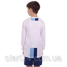 Форма футбольная подростковая с длинным рукавом SP-Sport CO-2001B-1 (PL, р-р 24-30, 120-150см, цвета в, фото 3