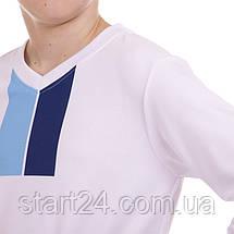 Форма футбольная подростковая с длинным рукавом SP-Sport CO-2001B-1 (PL, р-р 24-30, 120-150см, цвета в, фото 2