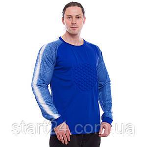 Свитер для футбольного вратаря CO-029S  (PL, р-р S-3XL, рост-140-185см, цвета в ассортименте)