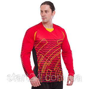 Свитер для футбольного вратаря SP-Sport CO-022S  (PL, р-р S-3XL, рост-140-185см, цвета в ассортименте)