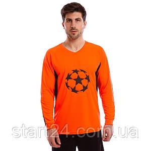 Свитер для футбольного вратаря SP-Sport CO-026S  (PL, р-р S-3XL, рост-140-185см, цвета в ассортименте)