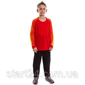 Форма футбольного вратаря детская SP-Sport CO-029B (PL, р-р S-M-8-16лет, цвета в ассортименте)