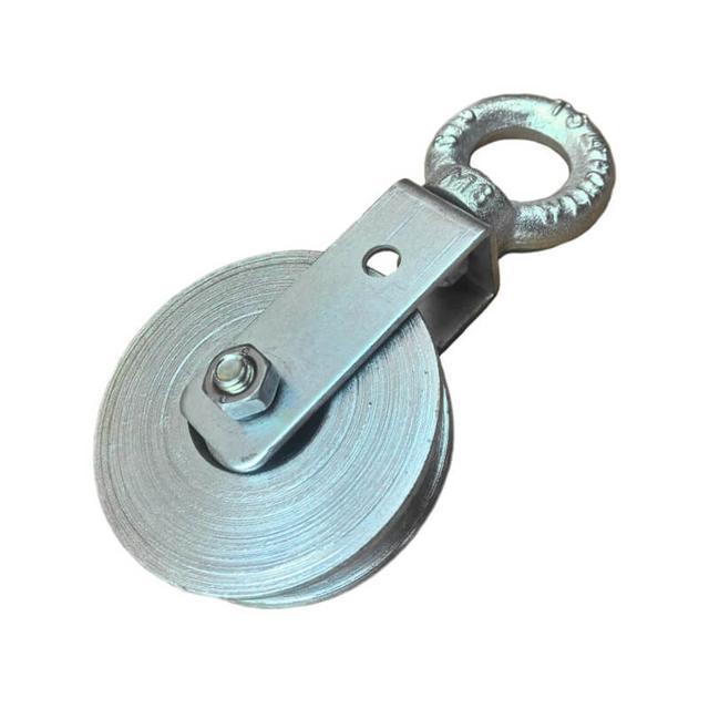 Блок сталевий (з підшипником)