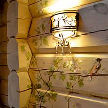 Услуги художественной росписи по дереву