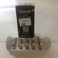 ZZZ Лампочка SOLAR 1260 12V 5W C5W SV8.5