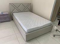 Ліжко серії Люкс Париж 120х200 з ящиком для білизни. Розпродаж!