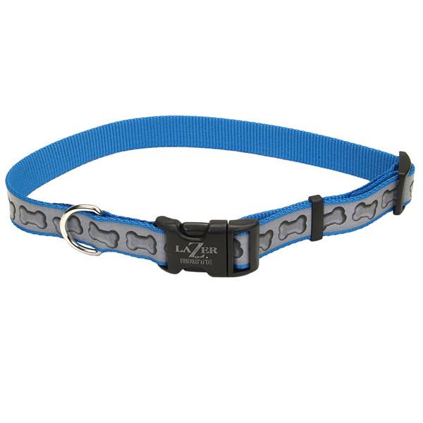 Coastal Lazer світло-відображає нашійнік для собак, 2,5смХ45-71см