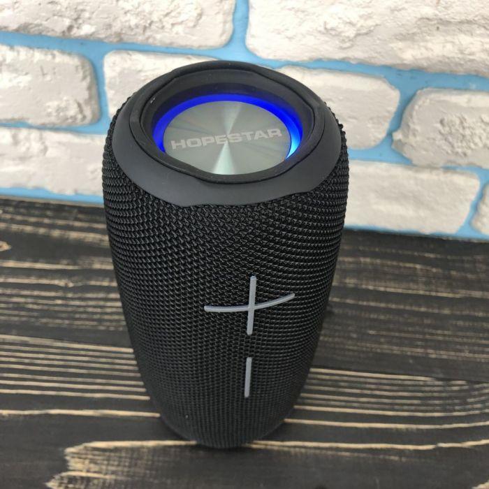 Портативная bluetooth колонка Hopestar P20 Party портативная акустика блютуз колонка с подсветкой 10 Вт