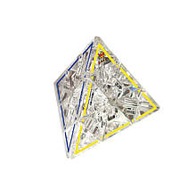Головоломка Mefferts Crystal Pyraminx Пирамида Мефферст