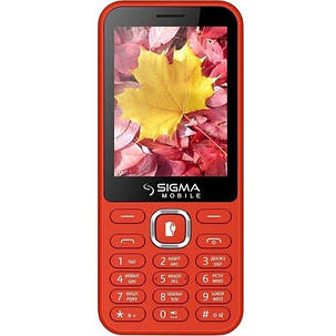 Sigma mobile X-style 31 Power Red, фото 2