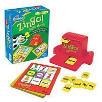 Зинго Английские Слова Детская настольная игра ThinkFun США