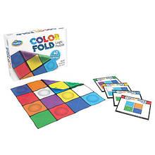 Color Fold Цветная складка Логическая настольная игра ThinkFun США