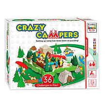 Логічна гра Eureka! Ah!Ha Crazy Campers (Шалені Кемперси)