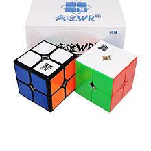 Кубик MoYu WeiPo WRM 2x2   Кубик 2х2 без наклеек