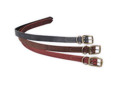 Coastal Rustic кожаный ошейник для собак, 2,5смХ60см