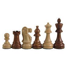 Шахматные фигуры дерево 98мм Стаунтон