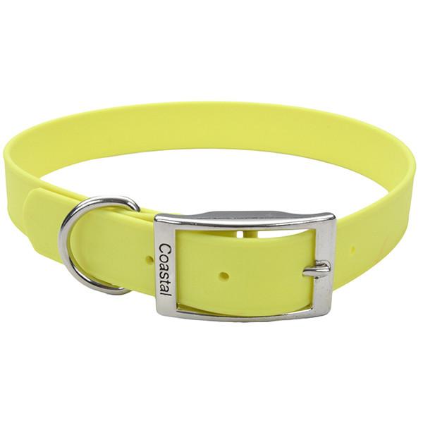 Coastal Fashion Waterproof Dog Collar КОСТАЛ біотановий нашийник для собак