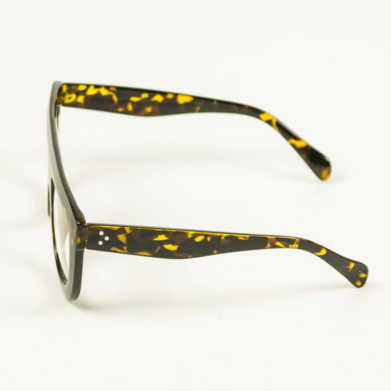 Стильні Оптом іміджеві жіночі окуляри - 2732/1, фото 2