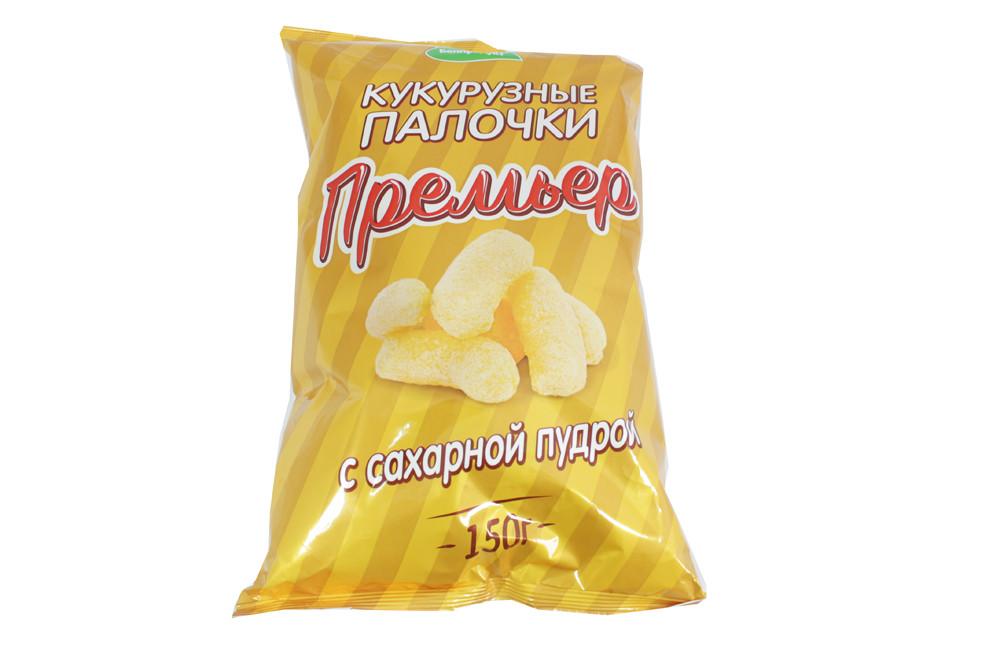 Білоруські Кукурудзяні палички Прем'єр,150г