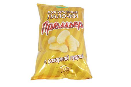 Білоруські Кукурудзяні палички Прем'єр,150г, фото 2