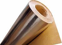 Алюминиевая фольга для бань и саун 1.25х24 м (30 кв.м.) фольгированная бумага