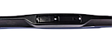 Дворники гибридные щетки стеклоочистителя TOYOTA Auris [E15,JTN] 10.06-08.12 650мм /400мм G-26/16, фото 3