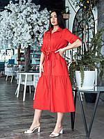 Сукня з льону 053 В / 01, фото 1