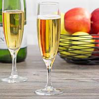 """Келихи Для Шампанського """"Елеганс"""" Arcoroc 170мл (L7873)"""
