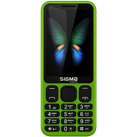 Sigma mobile X-style 351 LIDER Green