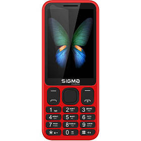 Sigma mobile X-style 351 LIDER Red