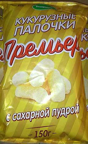 Белорусские Кукурузные палочки Премьер,150г, фото 2