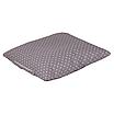 Подушка, 35*35 см, (бавовна) (горох на сірому), фото 2