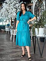 Сукня з льону 053 В / 04, фото 1