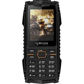 Sigma mobile X-treme AZ68 Black