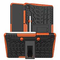Чохол Armor Case для Samsung Galaxy Tab S6 Lite 10.4 P610 / P615 Orange