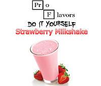 Набор для замеса жидкости Pro Flavors Strawberry Milkshake 100 мл.