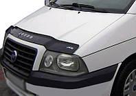 Fiat Scudo 1996-2007 гг. Дефлектор капота (2004-2007, VIP)