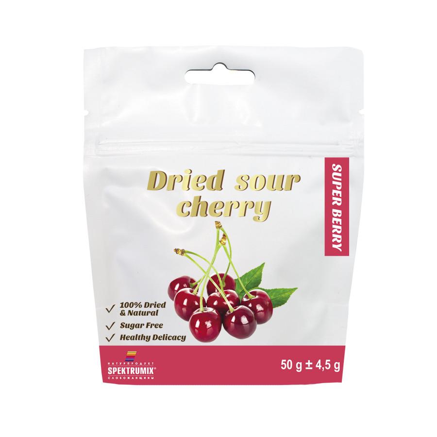 Вишня сушеная  Dried Sour Сherry, 50 г