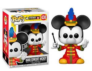 Фігурка Funko Pop Міккі Маус Band Concert Mickey 10см FP BCM 430